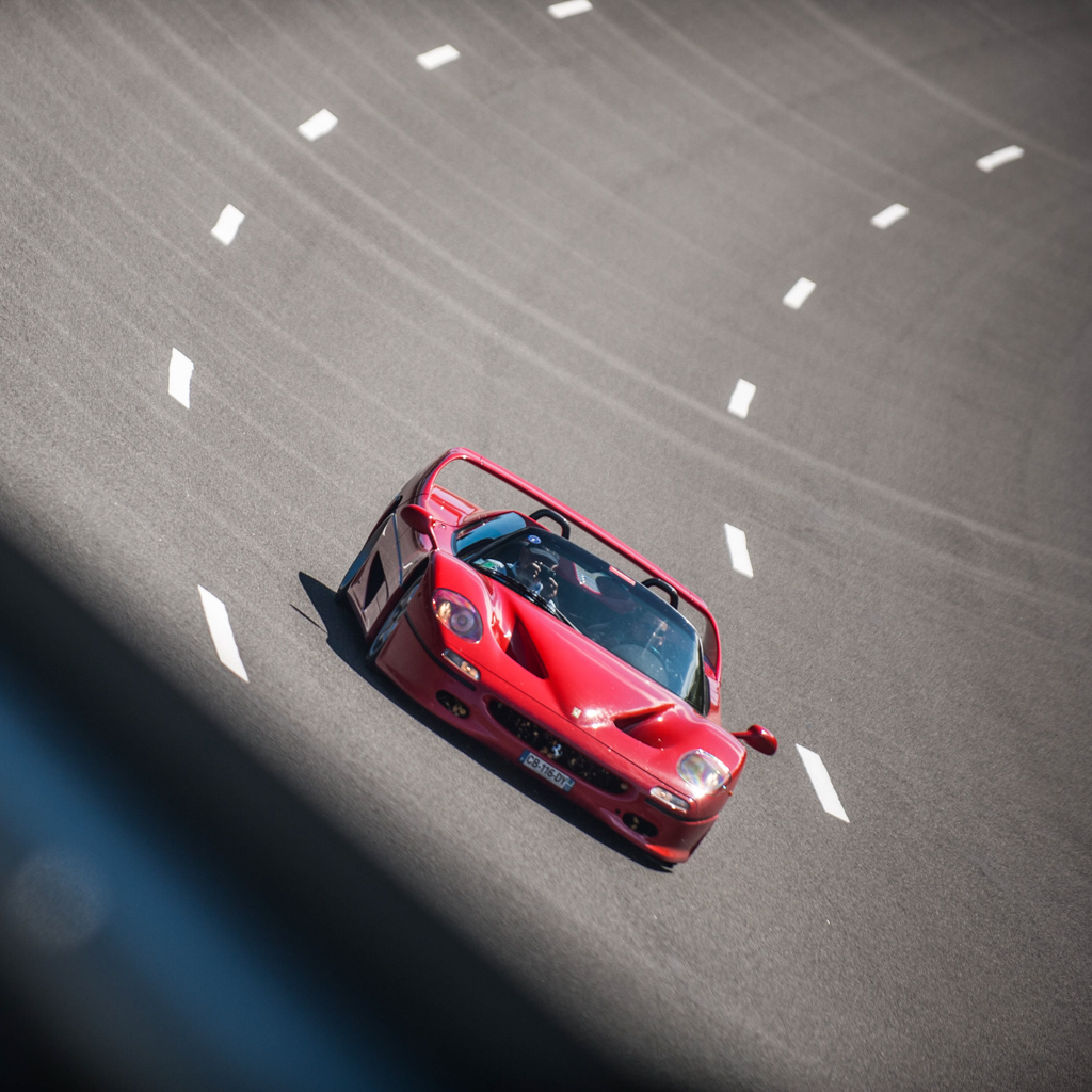 Inscription Rallye Supercars Chantilly Arts & Elegance Richard Mille 2019