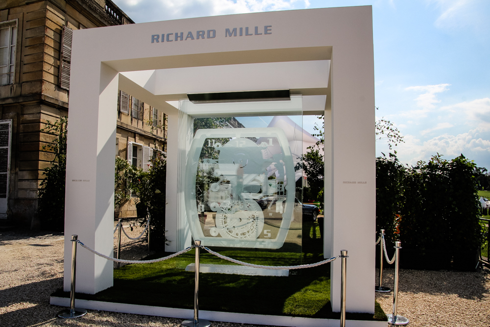 Loge Richard Mille Chantilly Arts & Elegance Richard Mille