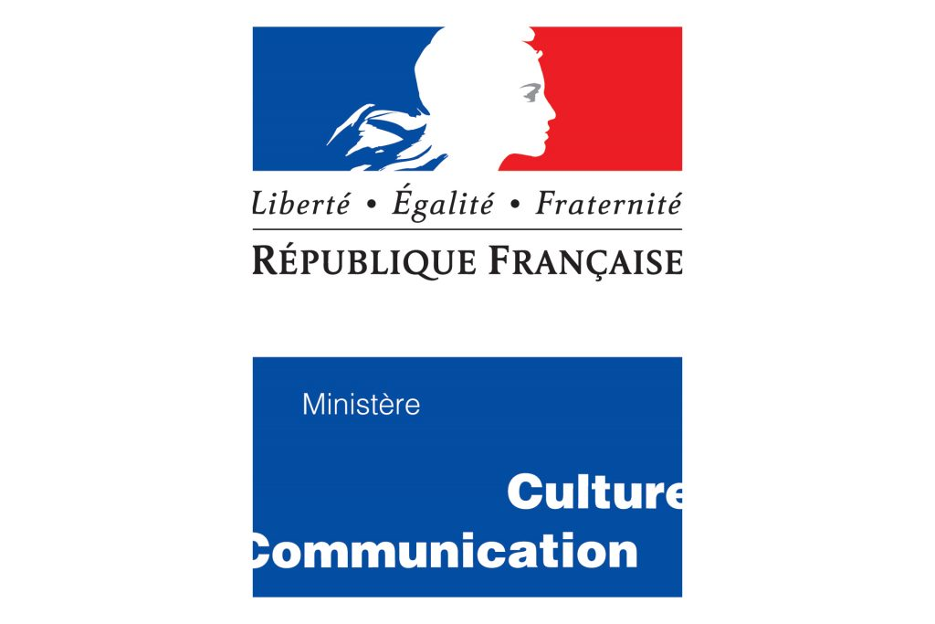 THE FRENCH MINISTRY OF CULTURE PATRONAGE