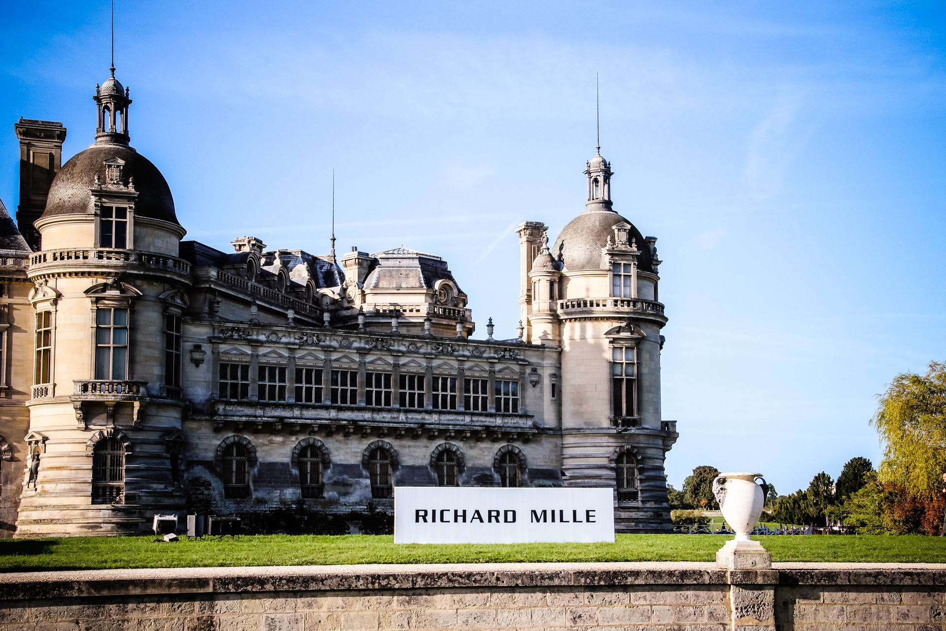 Château Chantilly Arts & Elegance Richard Mille