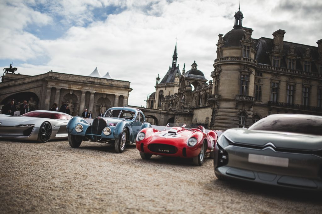2017 CHANTILLY CONCOURS: RESULTS
