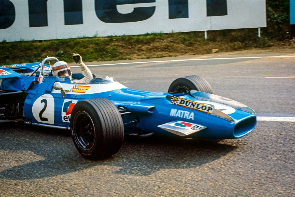 50 YEARS AGO: MATRA WORLD CHAMPION!
