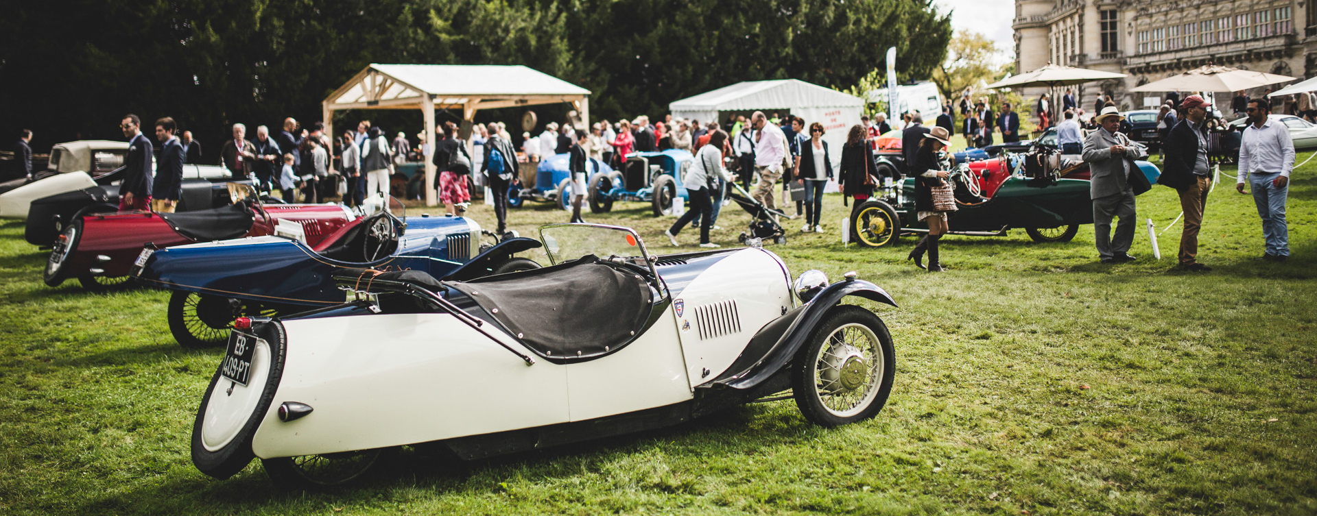 Grand Prix des Clubs - Chantilly Arts & Elegance Richard Mille