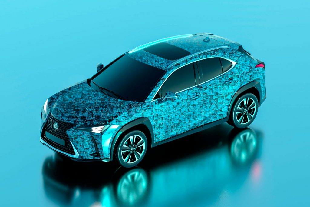 LEXUS : QUAND L'AUTOMOBILE RENCONTRE L'ART
