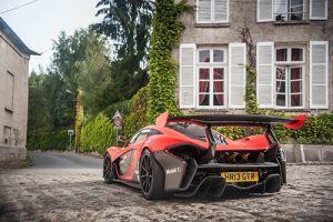 Rallye Supercars Chantilly Arts & Elegance Richard Mille