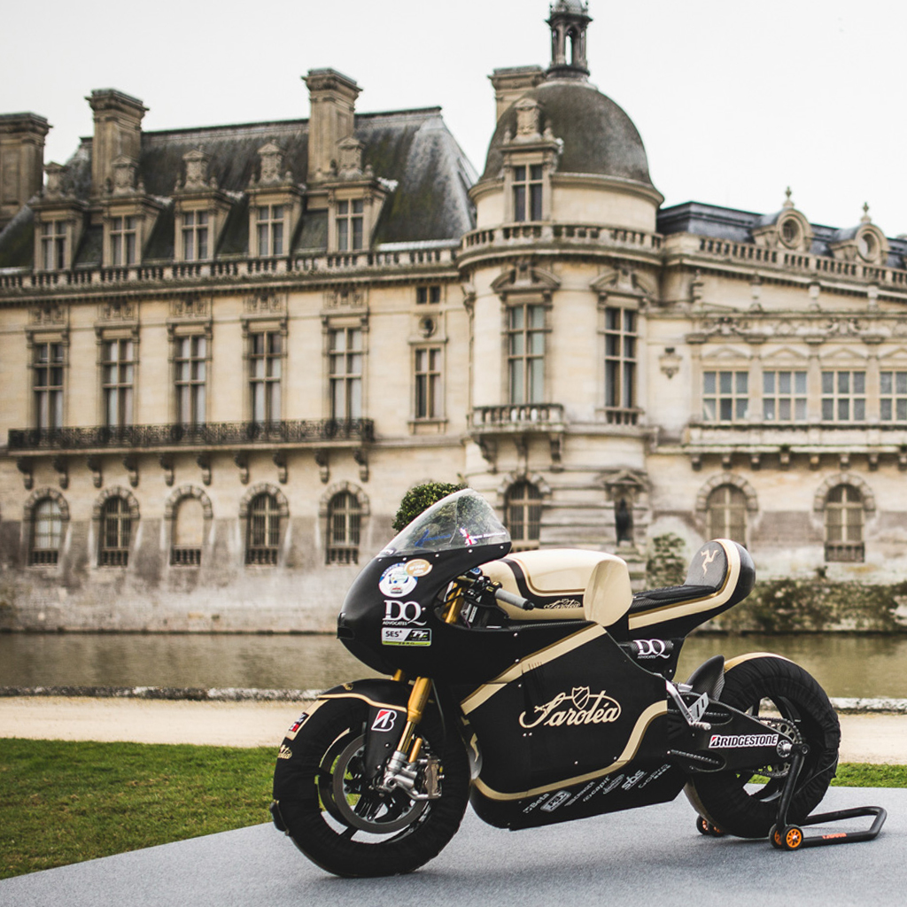 Entry form Stand Moto Chantilly Arts & Elegance Richard Mille 2019